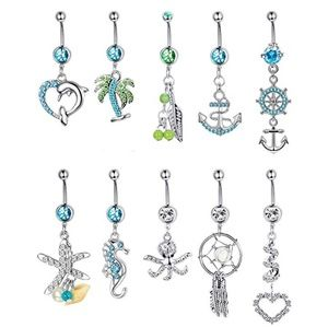 Jewelry - Naval/belly rings